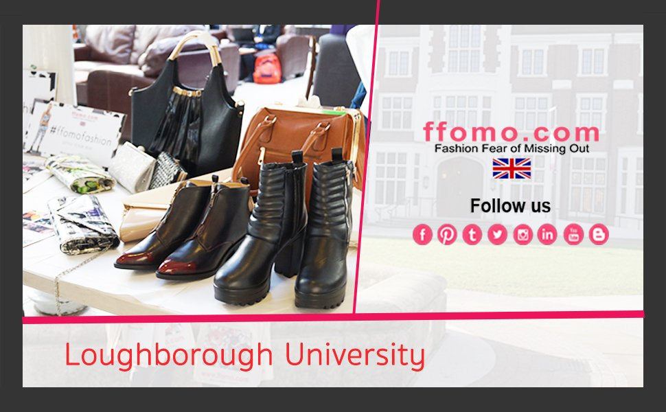 Loughborough Lookbook promo 1