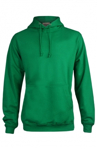 FFOMO Ben Simple Green Pullover Hoodie