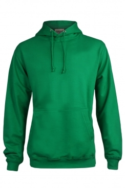 Ben Simple Green Pullover Hoodie