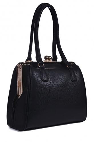FFOMO Black Doblong Framed Bag