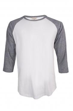 Bryan 3/4 sleeve raglan T-shirt