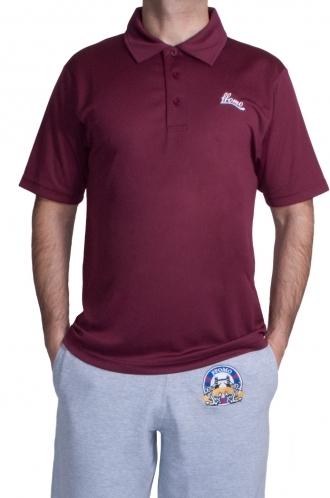 FFOMO Burgundy Sports T-shirt