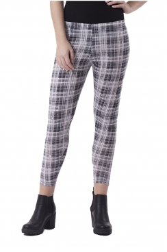 Coco Mono Check Leggings