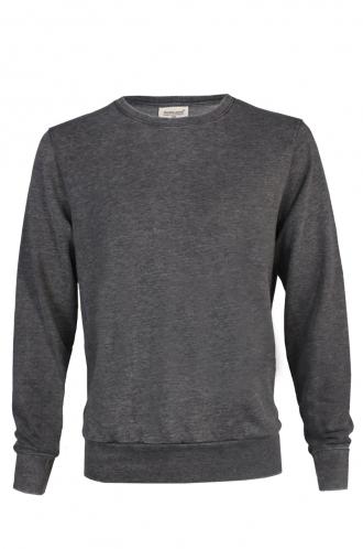 FFOMO Eli Simple Dark Grey Sweatshirt