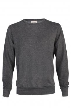 Eli Simple Dark Grey Sweatshirt
