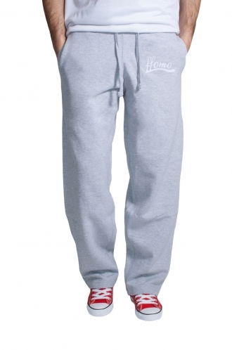FFOMO Embroidered Grey Jogger
