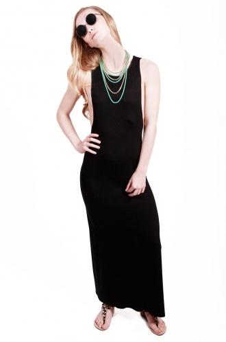 FFOMO Emerald Maxi Dress