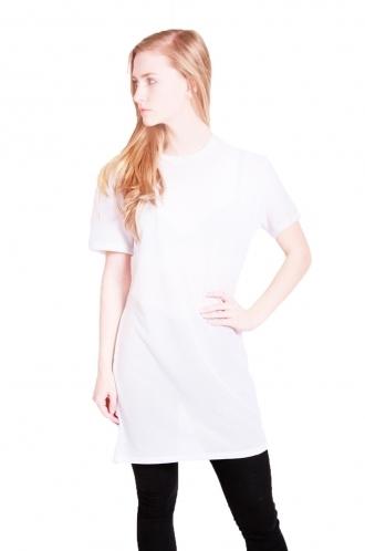 FFOMO Emma Airtex t-shirt Dress