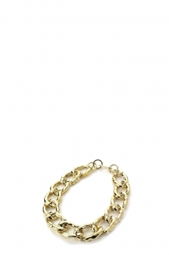 Gold Chunky Chain Necklace