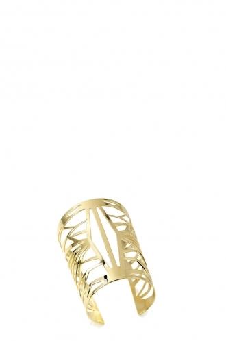 FFOMO Gold Cuff