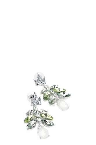 FFOMO Green Tone Acrylic Bead Earring