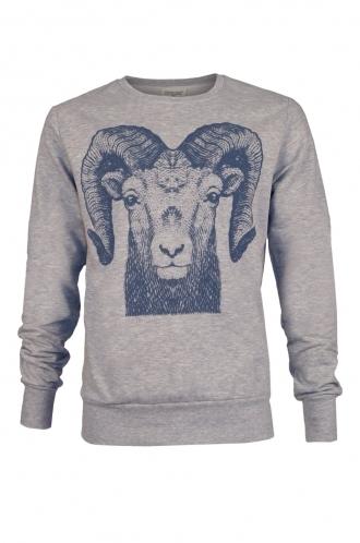 FFOMO Jack Goat Graphic Sweatshirt