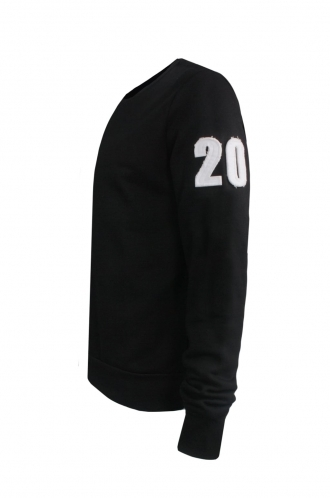FFOMO John 20 Applique Patch Sweatshirt