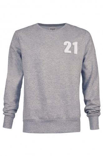 FFOMO John 21 Applique Patch Sweatshirt