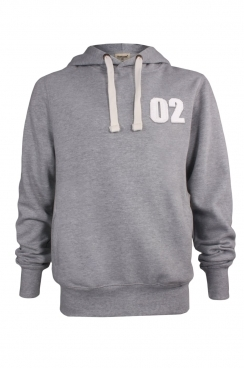 Lawrence 02 Applique Patch Pullover Hoodie
