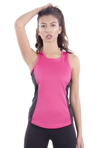 FFOMO Mia Girlie Cool contrast vest