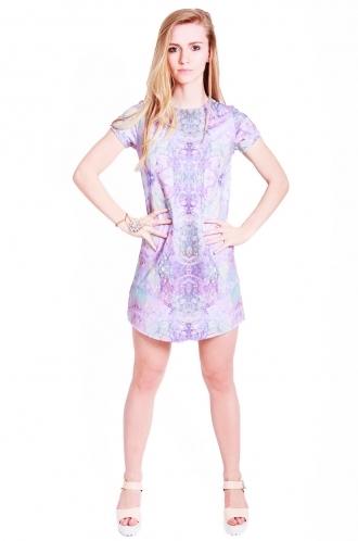 FFOMO Nia shift dress