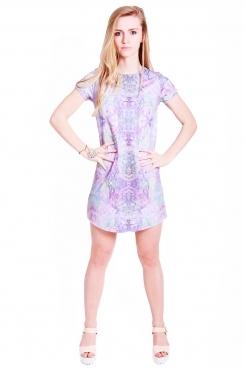 Nia shift dress