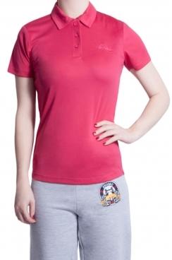 Pink Sports T-shirt