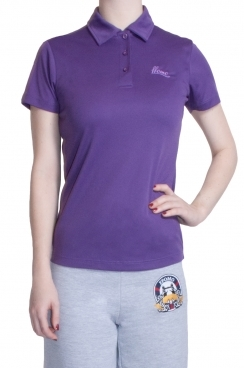 Purple Sports T-shirt