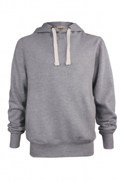 Ray Simple Grey Pullover Hoodie