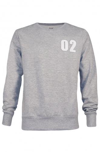 FFOMO Rich 02 Applique patch Sweatshirt