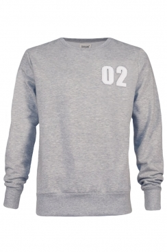 Rich 02 Applique patch Sweatshirt