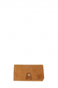 Tan Real Camel Leather Wallet