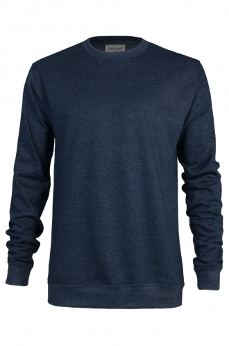 FFOMO Theo Simple Navy Sweatshirt