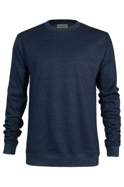 Theo Simple Navy Sweatshirt