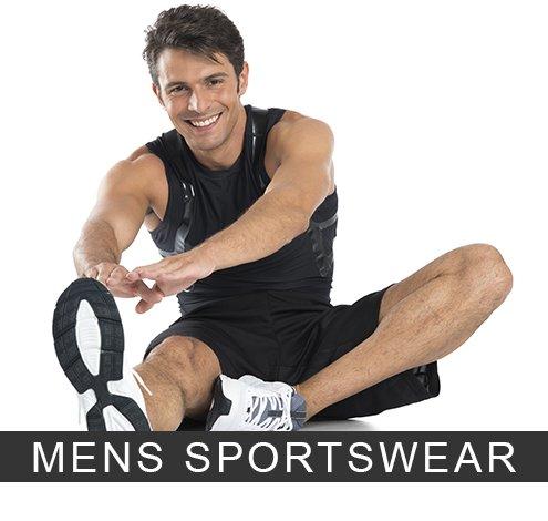 Mens Sports Look