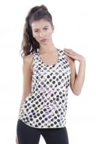 Ella Dotted Sporty Vest