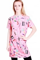 Leena t-shirt dress