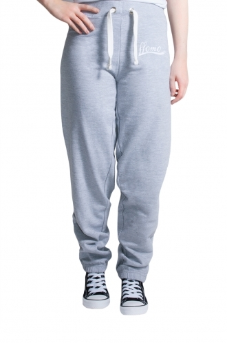 FFOMO White ffomo Embroidered Grey Jogger